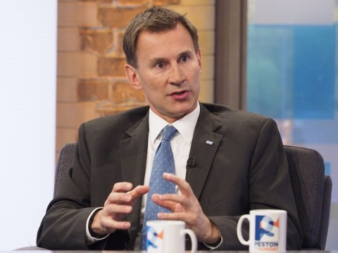 Jeremy Hunt faces 'serious challenge' for seat by GP