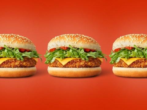 McDonald's Norway release vegan-friendly burger
