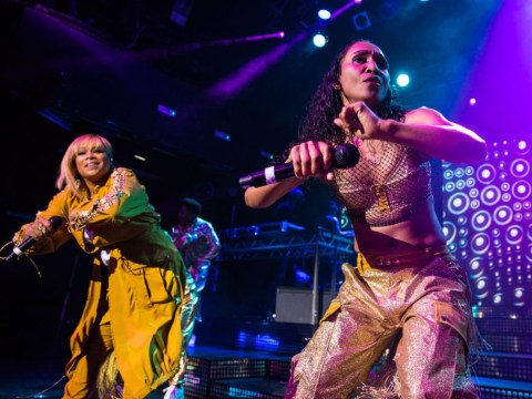 TLC nail their first ever UK gig – so why have they never played here before?