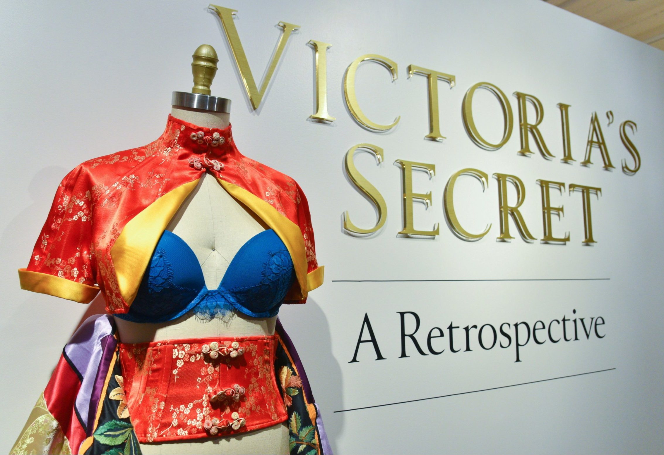 A Victoria's Secret museum has opened in New York
