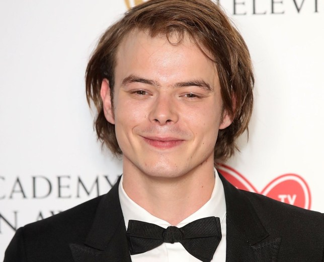 Stranger Things' Charlie Heaton says cocaine bust was 'f