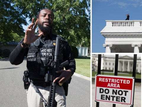 White House on lockdown as yet another person tries to break in