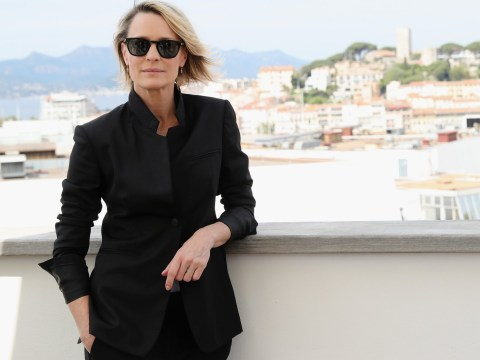 Robin Wright reveals she will star in Justice League