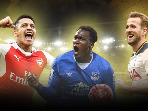 Will Kane, Lukaku or Sanchez win the battle for the Premier League Golden Boot?