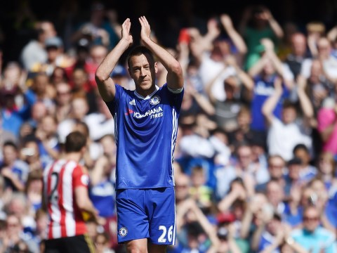 John Terry's early substitution in final Chelsea game slated by pundits