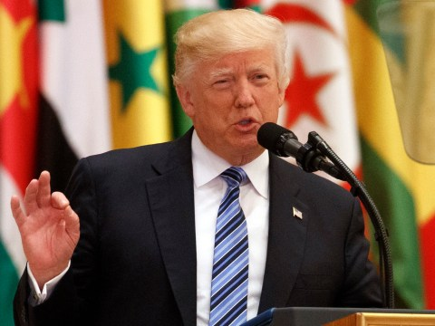 Donald Trump accuses Iran of funding Assad's 'unspeakable crimes'