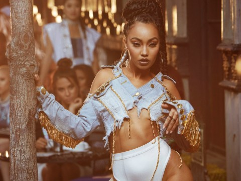 Little Mix tease new video for Power in stunning new pictures