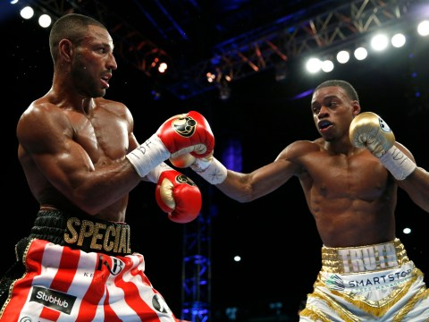 'Gutted' Kell Brook loses IBF title to impressive Errol Spence in Sheffield