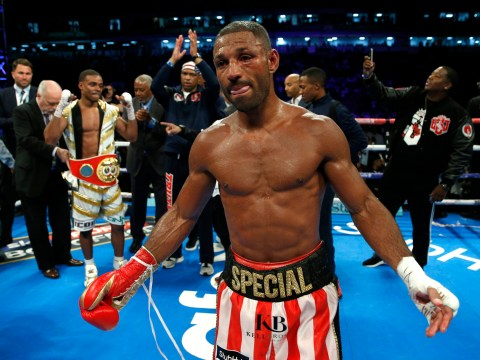 Kell Brook vows to return to ring in 2017 after successful eye socket surgery