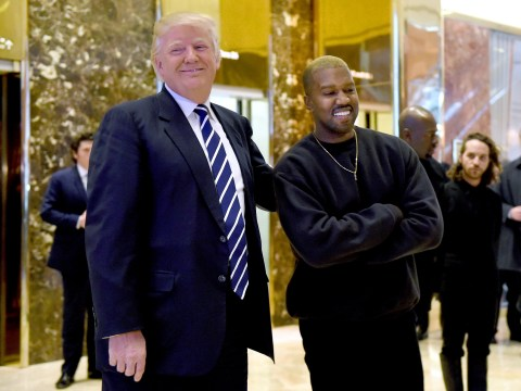 Kanye West 'was addicted to opioids and still loves Donald Trump', claims radio DJ