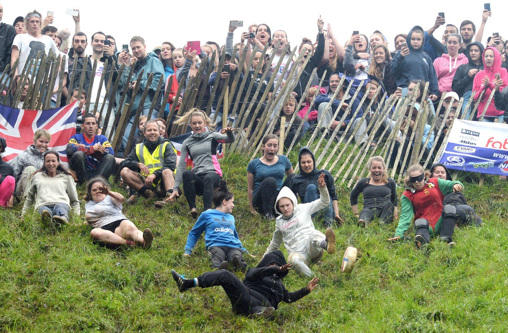The Spring Bank Holiday Gloucester Cheese Rolling – all you need to know