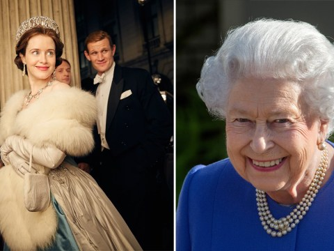 Netflix series The Crown gets royal seal of approval from the Queen herself