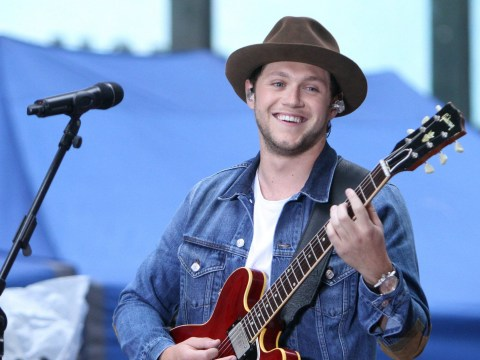 Niall Horan dedicates Today Show performance to the victims of the Manchester bombing