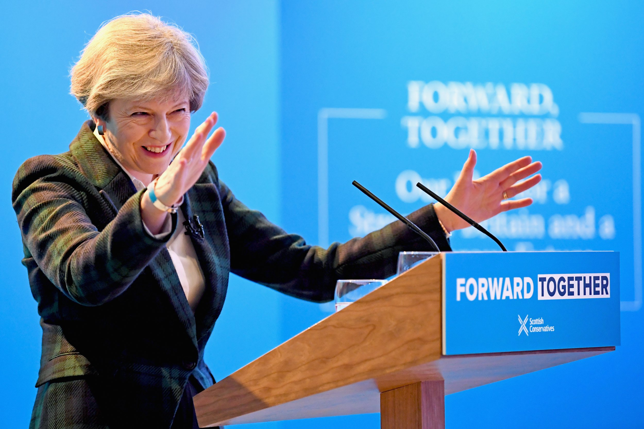 Liar Liar, the song about Theresa May, is now on course to top the chart – could this be the first time a no 1 doesn't get played?