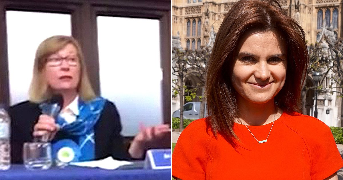 Tory candidate in Jo Cox's former seat says sorry for saying 'we've not yet shot anybody'
