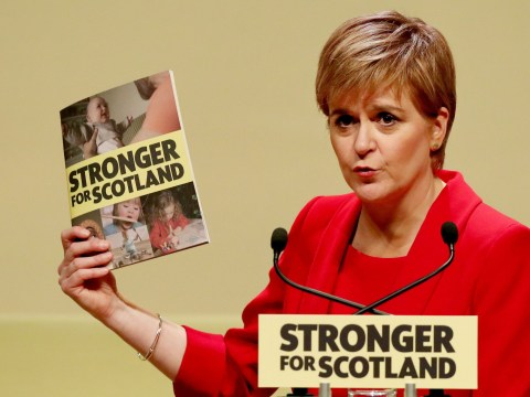 The SNP plan another Scottish referendum after Brexit negotiatons