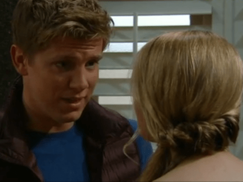 Emmerdale spoilers: Robert Sugden tries it on with Rebecca White again