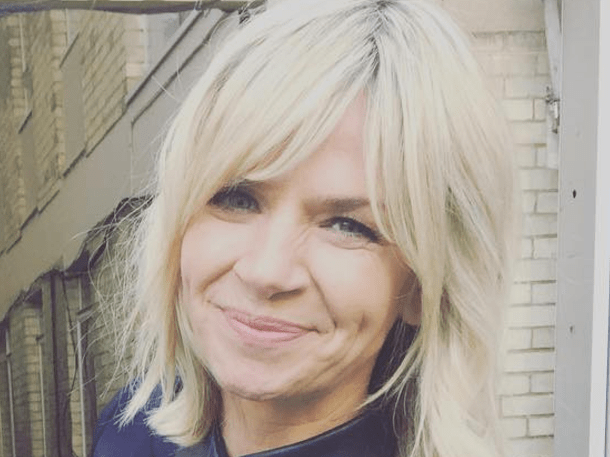 Zoe Ball drops out of new BBC cookery show in the wake of boyfriend Billy Yates' death