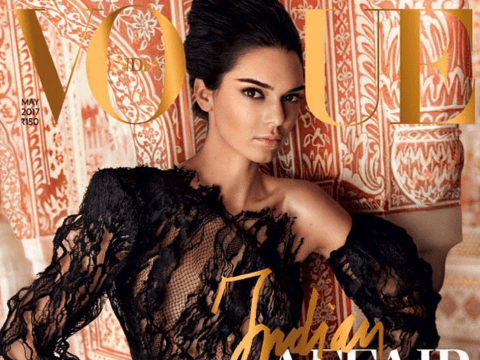 Hey Vogue India: You made the wrong choice putting Kendall Jenner on your cover