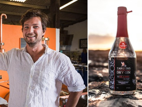 The world's 'Best Gin' award winner taught himself everything he knows