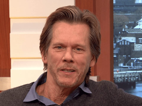 Kevin Bacon admits he actually doesn't like the song Footloose