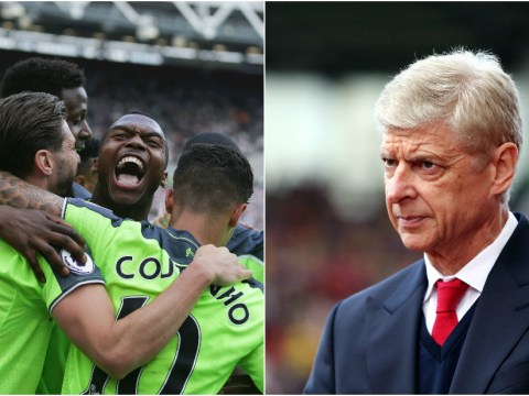 Arsenal fans resigned to missing out on Champions League after Liverpool thrash West Ham