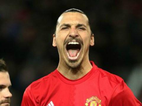 Manchester United striker Zlatan Ibrahimovic 'ready' for Europa League final