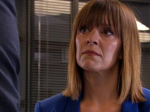 Emmerdale spoilers: New rape trial agony for Rhona Goskirk as Pierce Harris twists everything