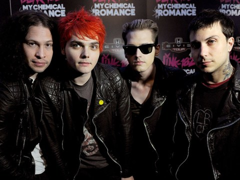 Gerard Way teases a My Chemical Romance reunion isn't completely off the cards