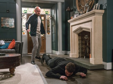 Emmerdale spoilers: Aaron Dingle attacked as prison thug Jason returns to haunt him