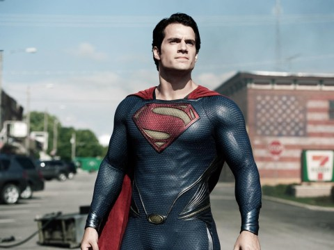 Is it a bird? Is it a plane? No it's Superman Henry Cavill saving a turtle