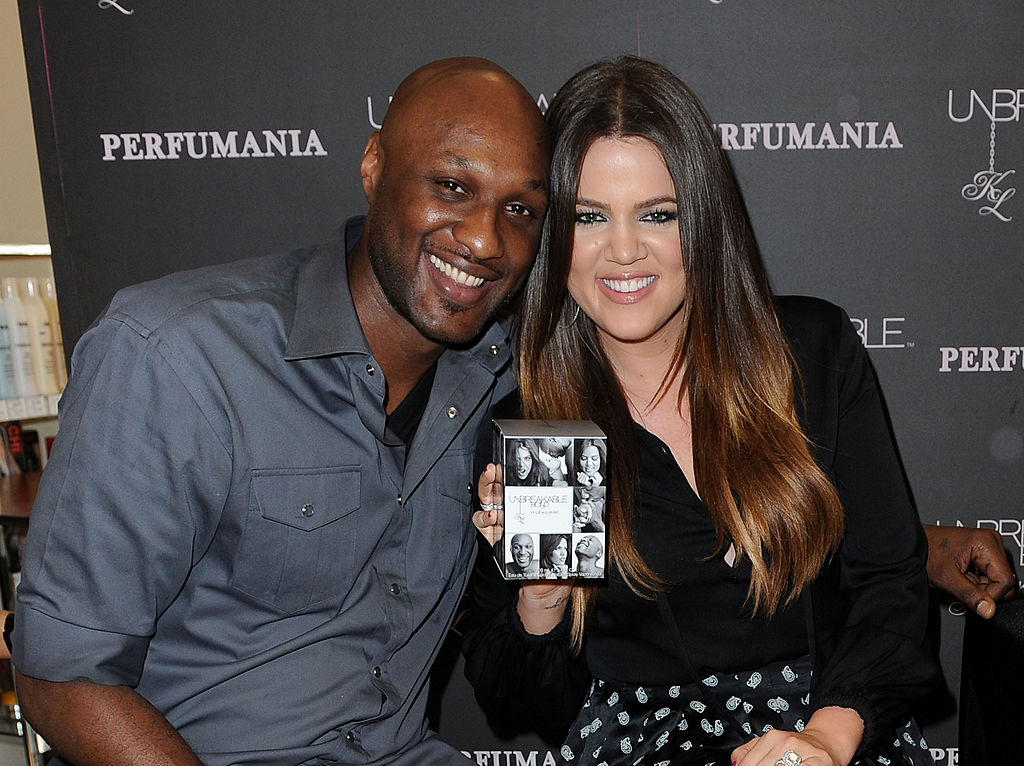 Lamar Odom doesn't want to get back together with Khloe Kardashian ever again: 'We have to keep our distance'