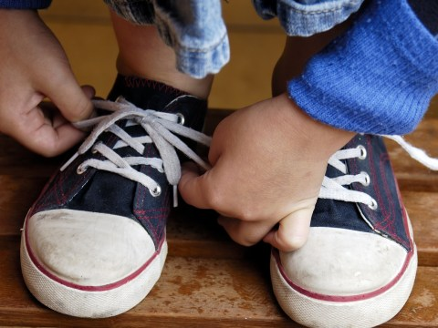 Kids are more likely to be able to use smartphones than to know how to tie their shoes