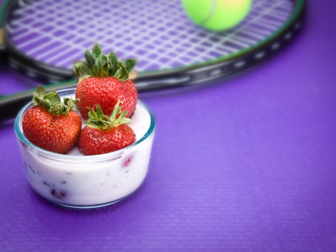 12 Wimbledon-inspired desserts to enjoy during the tennis championships