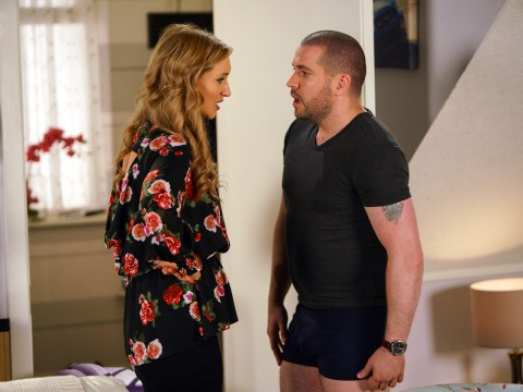 Coronation Street spoilers: Catherine Tyldesley reveals pregnant Eva Price's 'extreme' revenge against Aidan and Maria Connor