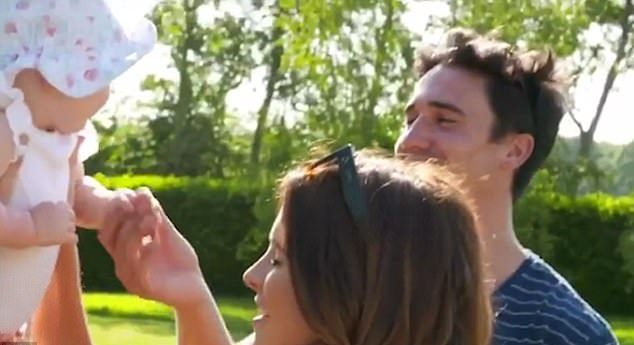 First trailer for Binky & JP's Baby: Born In Chelsea spin-off documents their hilarious venture into parenthood