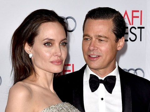 Brad and Angelina are not back together, claims their close family friend