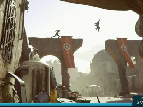 EA's cancelled Star Wars game was 'a lot farther along than people got a glimpse of'