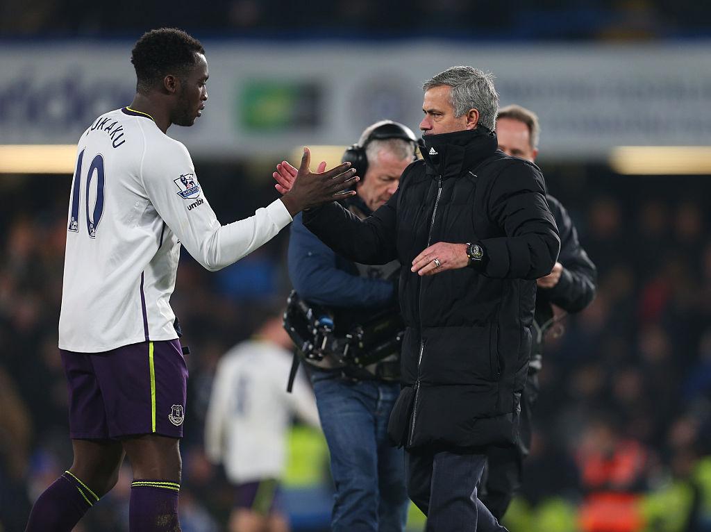 Jose Mourinho can help Manchester United beat Chelsea to Romelu Lukaku transfer, claims Michael Essien