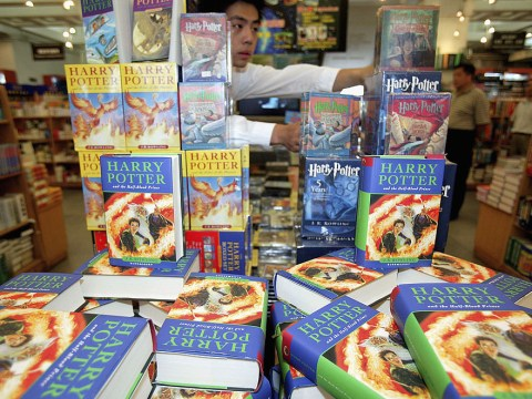 Every Harry Potter novel ranked from worst to best
