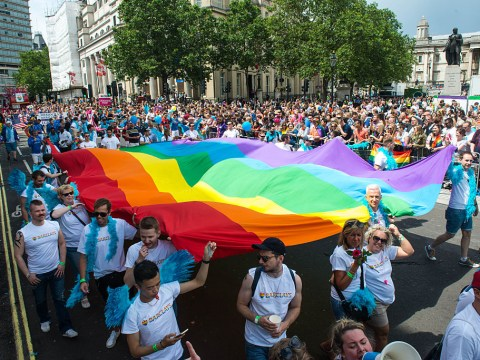 London Pride Parade 2017: Route, start and finish time, bus route changes and more