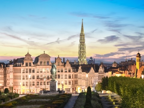 Great history and stunning art: Why Brussels should be your next city break