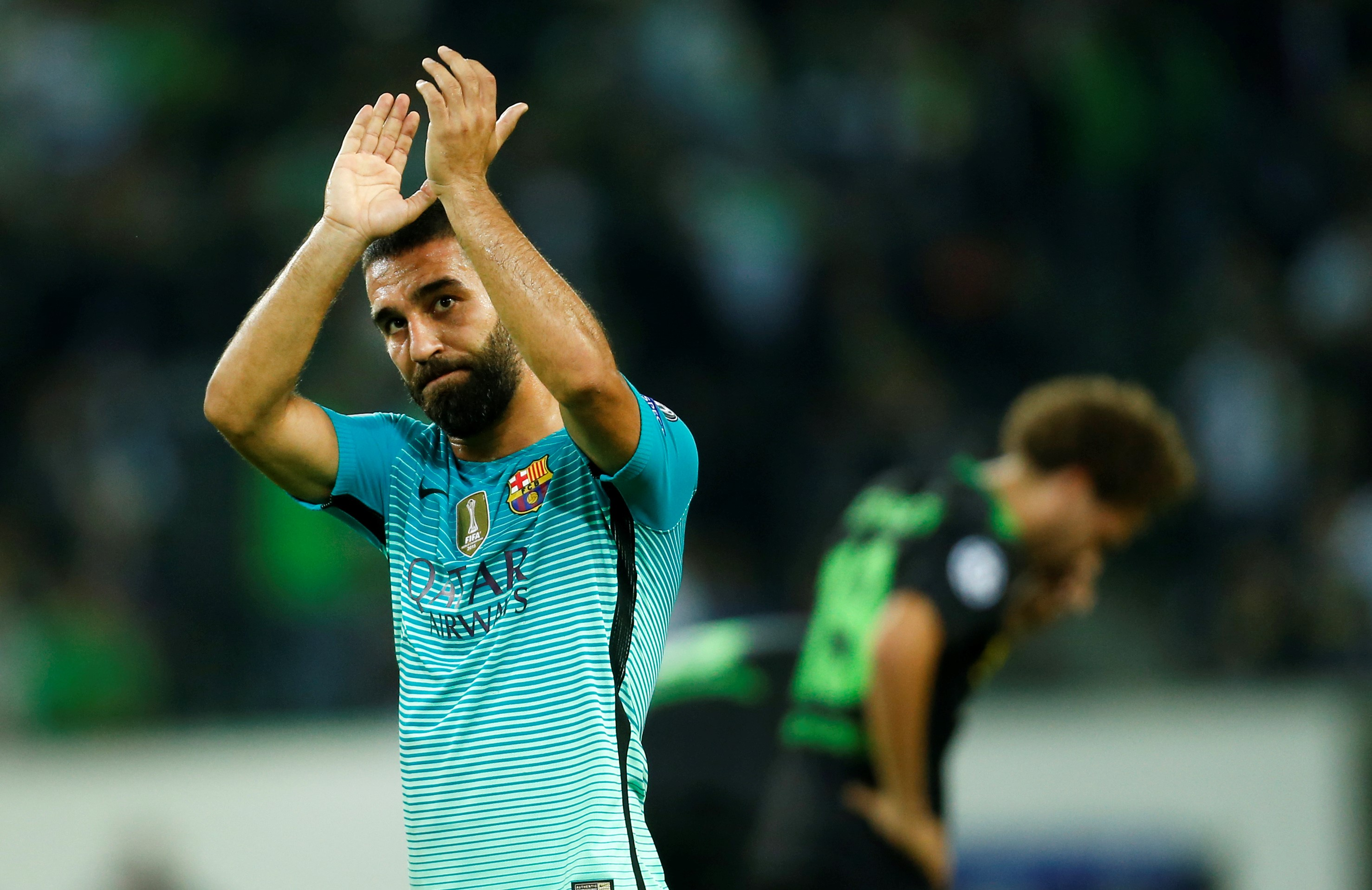 Arsenal face Besiktas competition for transfer of Barcelona's Arda Turan