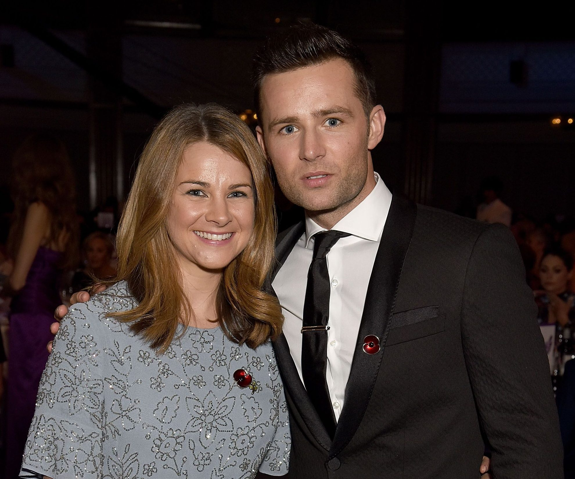 Harry Judd not ready to have more children with wife Izzy: 'It's quite full on having two kids'