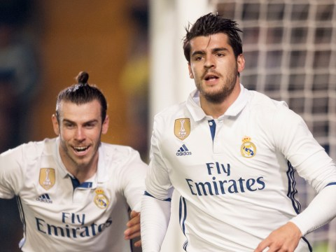 Alvaro Morata ignores Zinedine Zidane intervention to seal Manchester United transfer
