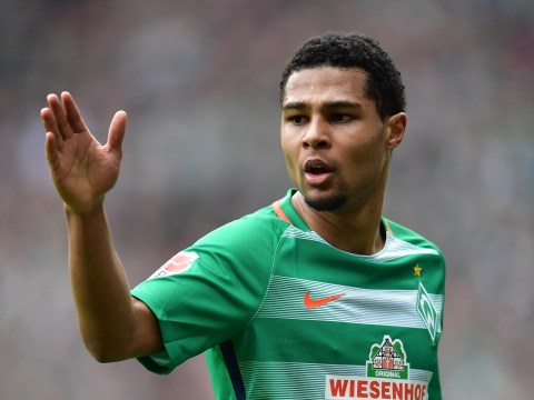 Arsenal reject Serge Gnabry could be loaned out if Bayern Munich seal big transfer