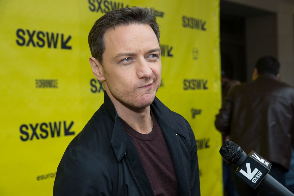 James McAvoy has hit out at how actors are made to lie to win awards