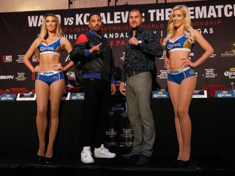 Andre Ward vs Sergey Kovalev II undercard, TV channel, UK time, date and odds