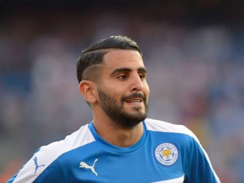 Riyad Mahrez wants to join a top-six club in the Premier League, confirms Craig Shakespeare