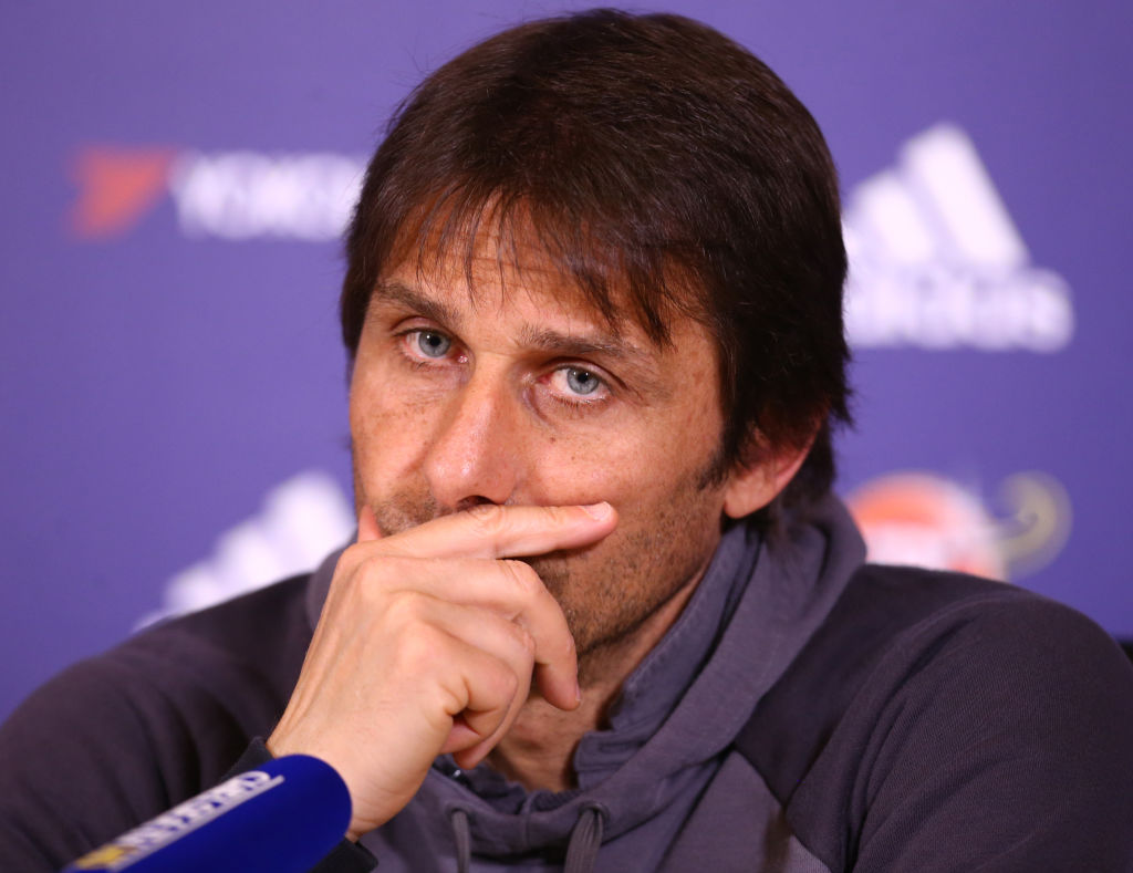 Antonio Conte fuming at Chelsea transfer failures as future in doubt again